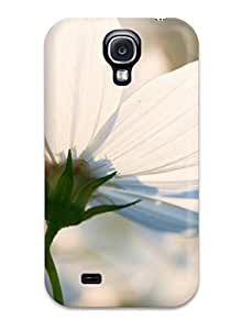 For Galaxy S4 Tpu Phone Case Cover(flower)