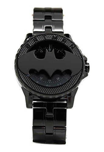 Batman 75th Year Limited Edition Rotator Mens Stealth Watch (Bat5112)