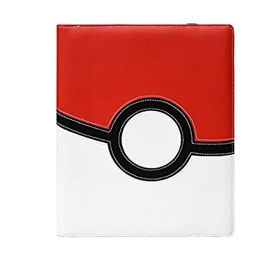 UltraPro Cards Pokemon Premium Pro Binder: Toys & Games