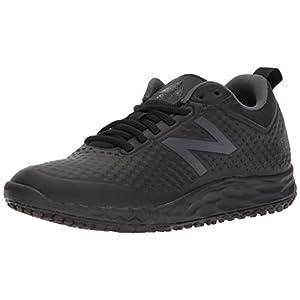 New Balance Women's 806v1 Work Training Shoe, Black, 7 B US