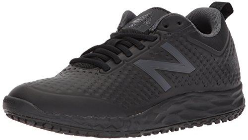 New Balance Women's 806v1 Work Training Shoe, Black, 11 B US