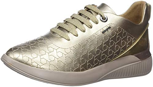 the best attitude ac173 07c75 Geox D Theragon C, Women's Fashion Sneakers, Rose Gold, 36 ...