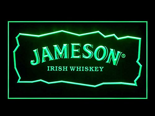 Jameson Irish Whiskey Bar Pub Led Light Sign