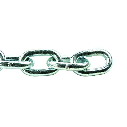 (Crown Bolt 1/4 in. x 70 ft. Grade 30 Stainless-Steel Welded Proof Coil Chain)