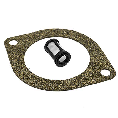 Gasket & Suction Filter for Western Unimount Snow Plows 25861 5822 56185 7053 by Replaces Western