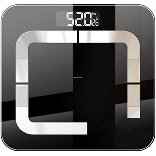 590 Bluetooth - Gstrand Scales, New Raw Scales for Bathroom Fat Scales, Digital Smart Body Scales, Bluetooth BMI 20 Body Data