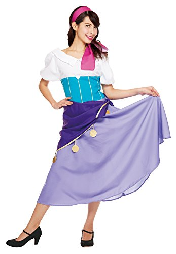 Rubie's The Hunchback of Notre-Dame -- Esmeralda Costume -- Teen/Women's Standard Size