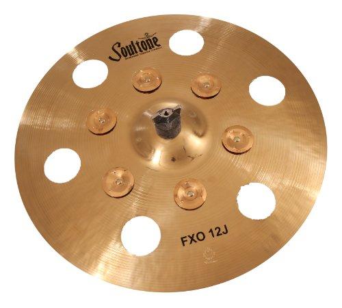"Soultone Cymbals F12J-FXO18-18"" FXO 12 J Crash from Soultone Cymbals"