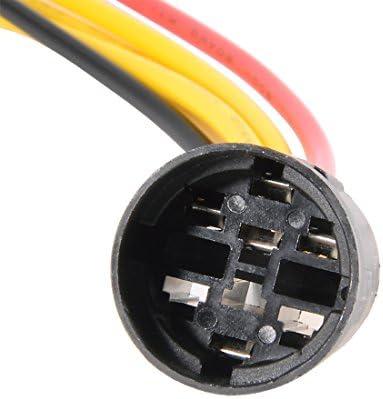 uxcell プッシュスイッチ接続ケーブル プラスチック プッシュスイッチ接続 接続ケーブル