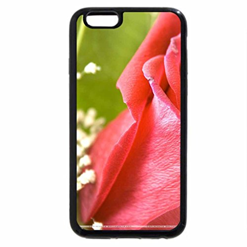 iPhone 6S Case, iPhone 6 Case (Black & White) - Simplicity Rules