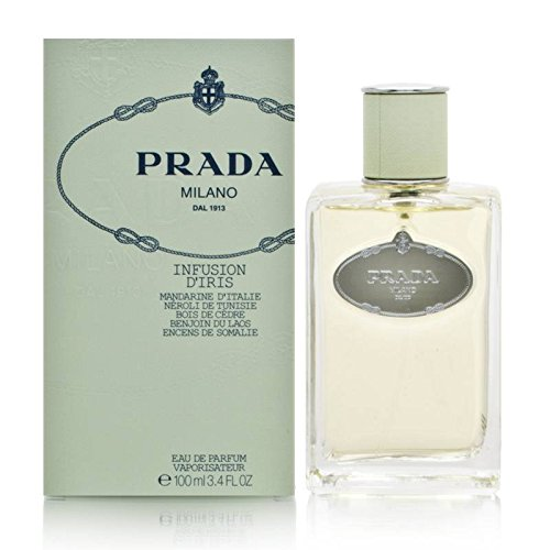 Prada Infusion D'iris by Prada For Women. Eau De Parfum Spray 3.4-Ounces