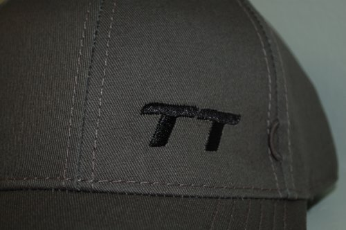 Amazon.com  Genuine Audi TT Model Baseball Cap Hat -Gray  Automotive 17b5c09e944
