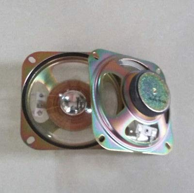 "2pcs 4/"" inch 8ohm 5W Full Range Audio Speaker Transparent Waterproof Loudspeaker"