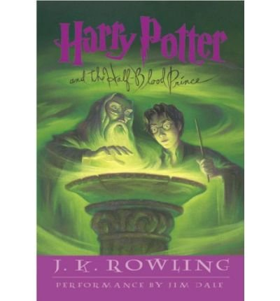 Harry Potter and the Half-Blood Prince (Harry Potter (Audio) #06) [ HARRY POTTER AND THE HALF-BLOOD PRINCE (HARRY POTTER (AUDIO) #06) ] by Rowling, J K (Author ) on Jul-16-2005 Compact Disc by Listening Library
