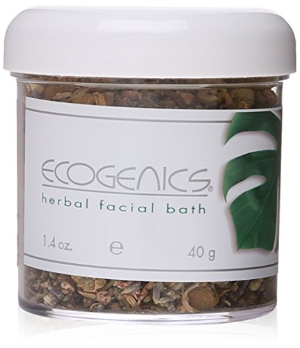 Ecogenics Herbal Facial Bath, 1.4 Ounce