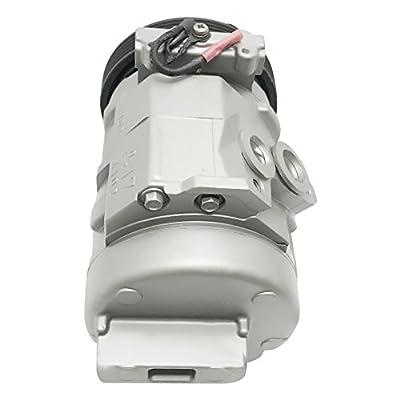 RYC Remanufactured AC Compressor and A/C Clutch IG336: Automotive