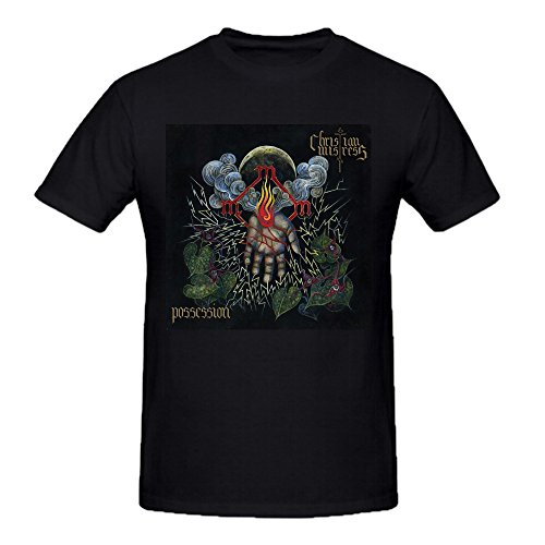Christian Mistress Possession Mens T Shirts Design Crew Neck Black