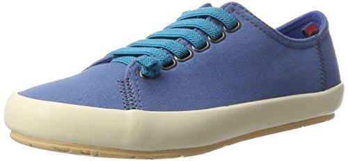 Camper Borne, Zapatillas para Mujer Azul (Medium Blue 008)