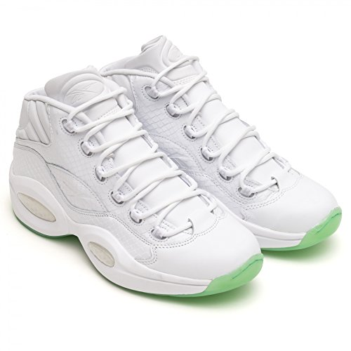 Basket Bianco Pour Homme Chaussures ball Reebok Spécial Blanc qv0a4wZx