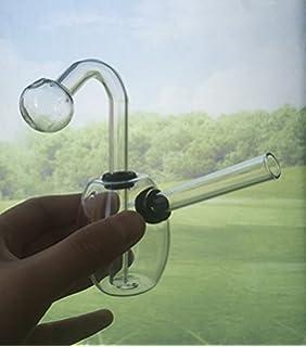 YoxyArt Glass Oil Burner Bottle Can Fill Water