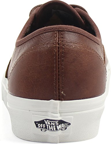Top Erwachsene Dachs Low Leather Authentic Vans Unisex qa5Fw0If