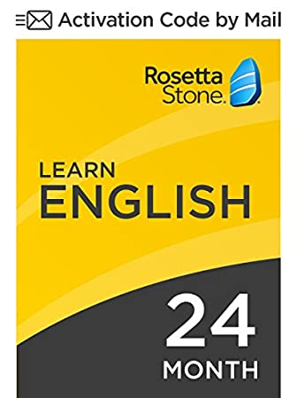 Rosetta Stone: Learn English (American) for 24 months on iOS, Android, PC, and Mac - mobile & online access