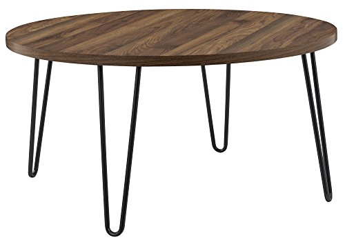 Ameriwood Home 3615222COM Owen Retro Coffee Table, Walnut