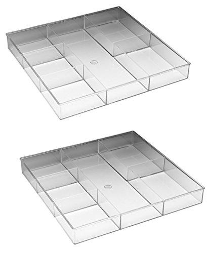 Whitmor 6789 3065 6 Section Drawer Organizer product image