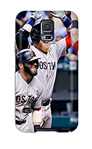 5189902K842940789 boston red sox MLB Sports & Colleges best Samsung Galaxy S5 cases