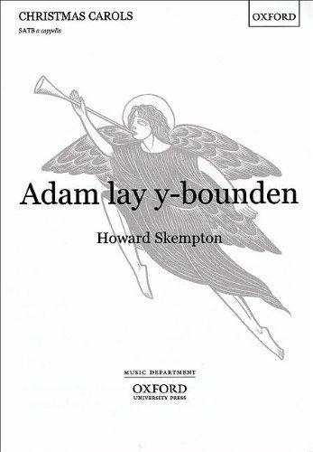 (Adam lay y-bounden: Vocal score (2001-04-19))