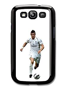 AMAF ? Accessories Gareth Bale Football Player Real Madrid CF case for Samsung Galaxy S3