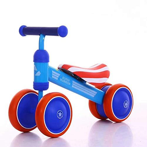 LJJY Coche de Equilibrio para niños para 1-2 años de Edad ...