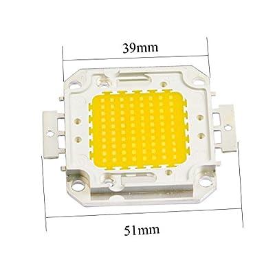 Sanzo® 100W LED Chip Energy Saving Lamp Bulb High Power Warm White