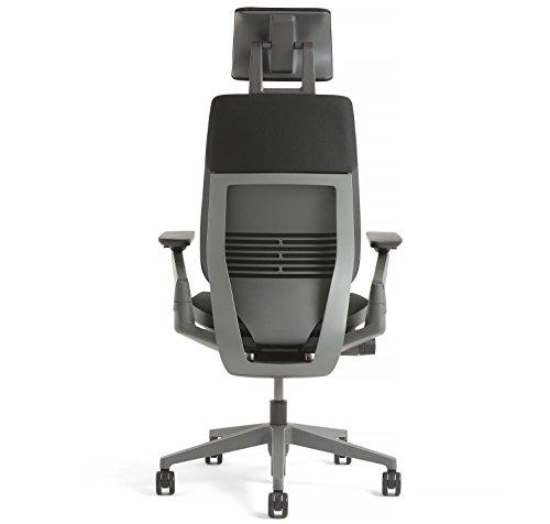 Steelcase Gesture Office Desk Chair With Headrest Plus