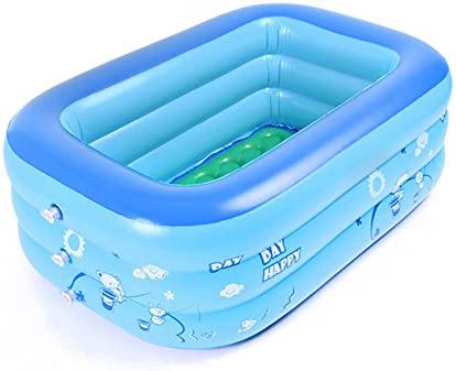 Amazon.com: asdomo inflable piscina, Piscinas, PVC inflable ...