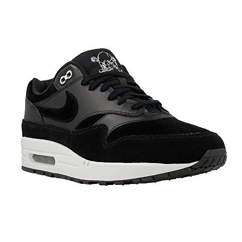 Nike Air Max 1 Premium Wit-zwart