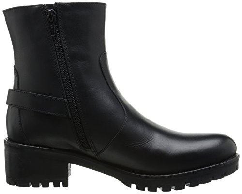 Dune Black Women's Boot London Pinder Leather IaxwIqzrv
