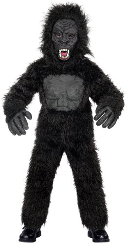 Big Boys' Gorilla Costume Small (4-6)