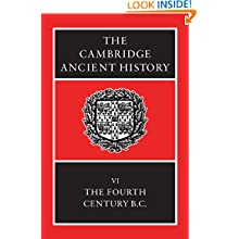 The Cambridge Ancient History, Volume 6: The Fourth Century BC
