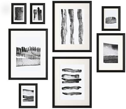 KNOPPÄNG Rahmen schwarz | Ikea, Ikea poster und Bilderrahmen