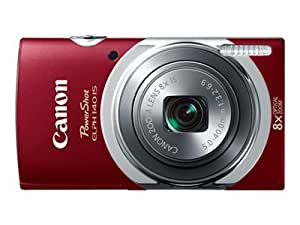 PS ELPH 140 IS16MP Red