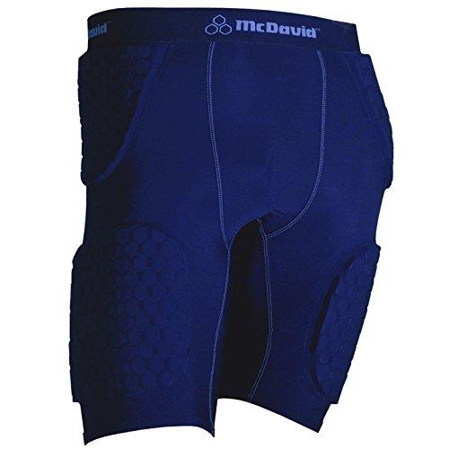 mcdavid knee pads blue - 6