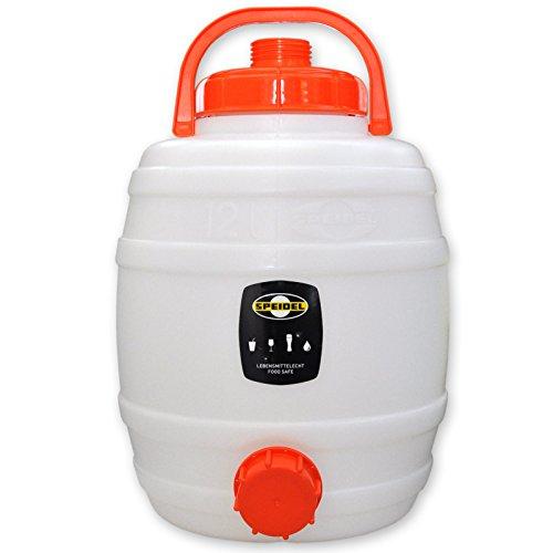 Speidel Plastic Fermenter - 12L (3.2 gal) by Speidel