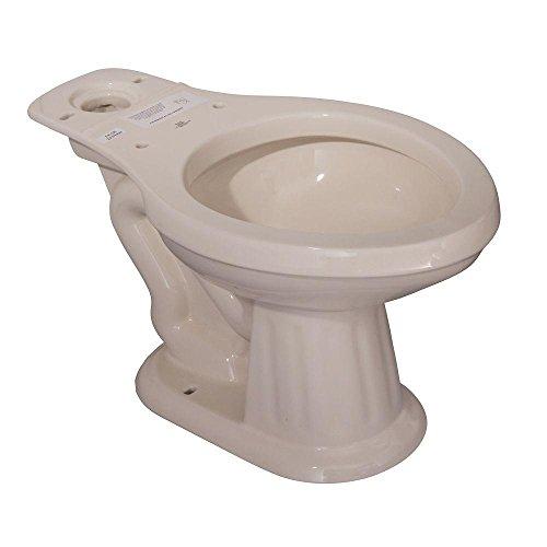Elizabethan Classics ECABELBBI Aberdeen Elongated Toilet Bowl, Bisque (Elizabethan Classics Aberdeen Toilet)