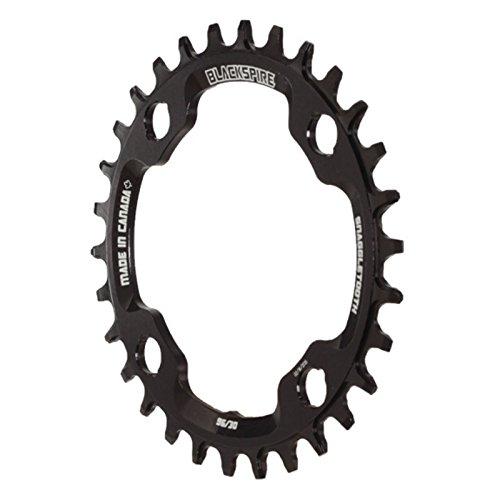 BlackSpire Big Ring Chainring Protector 112 BCD Black Canada  New MTB Bike