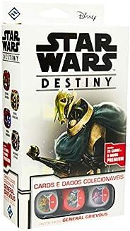Star Wars Destiny - General Grievous Starter Set, Galápagos Jogos, Multicor