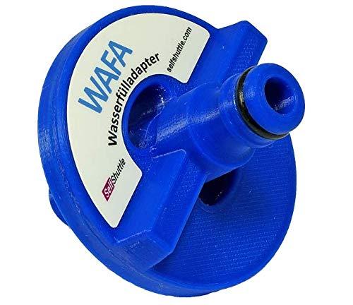 41i WAFA, Wassertankadapter Wassertankdeckel Wohnmobil Roller-Team, Benimar, Mobilvetta, Hymer B, Laika, Forster , u.v.m.