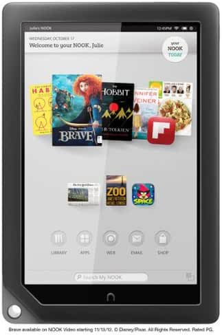 Certified Pre-Owned Barnes & Noble NOOK HD+ Tablet 32GB Slate (BNTV600-32GB-CPO)