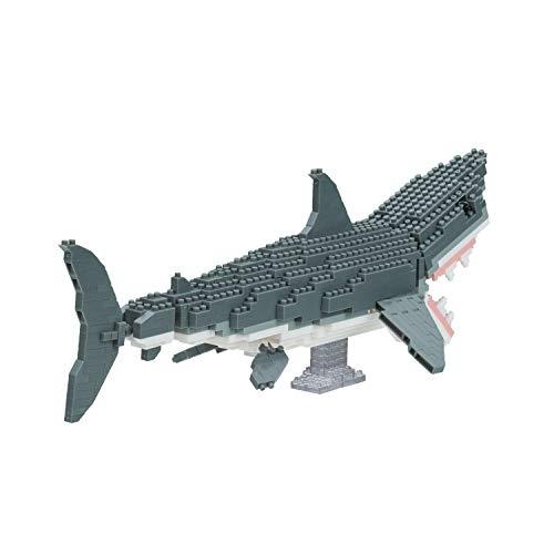 Nanoblock Animal DX Great White Shark NBM-027