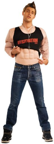 Mike The Situation Muscle Adult Costume Large